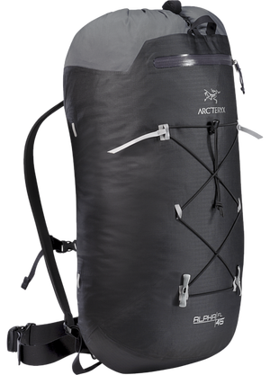 Alphafl45backpackblack