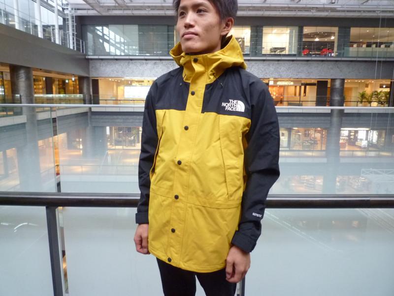 好日山荘 グランフロント大阪店 Mountain Light Jacket~the North Face 174